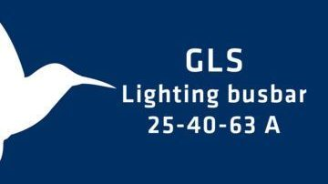 GLS Stromschiene 25A-63A