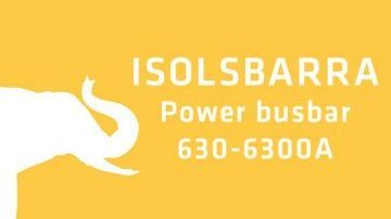 ISOLSBARRA 630A-6300A
